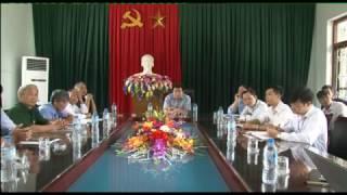 Công bố Quyết định phê duyệt quy hoạch mặt bằng tuyến đường từ Dốc Đỏ đến ngã tư Nam Mẫu trên địa bàn xã Thượng Yên Công