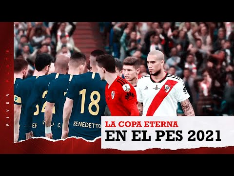 La histórica final de la Libertadores 2018, en el mundo virtual