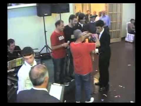 Свадьба в Саингило (Эрети). Давид и Кенул. Поздравляют гости из Грузии. Цеква ачарули