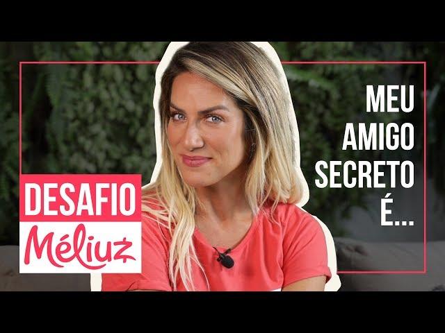 O MEU AMIGO SECRETO É... | GIOH - Giovanna Ewbank
