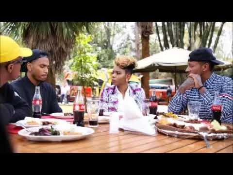 Download Yemi Alade And Trey Songz Are Having Fun As They Eat Together MP3