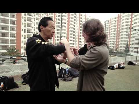 Samuel Kwok Wing Chun training camp