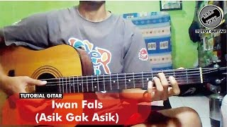 Tutorial Gitar | Iwan Fals - Asik Gak Asik Video