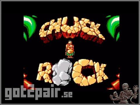 Chuck Rock - Master System