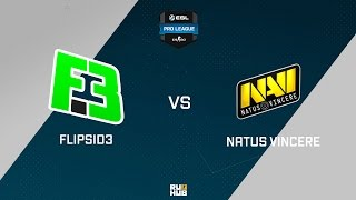 Na'Vi vs Flipsid3, game 1