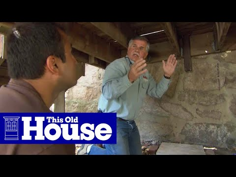 How to Safely Attach a Deck to a House | This Old House
