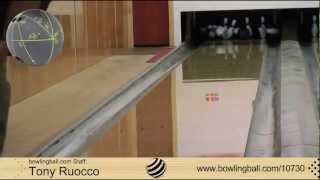 Bowlingball.com Radical Reax Bowling Ball Reaction Video Review
