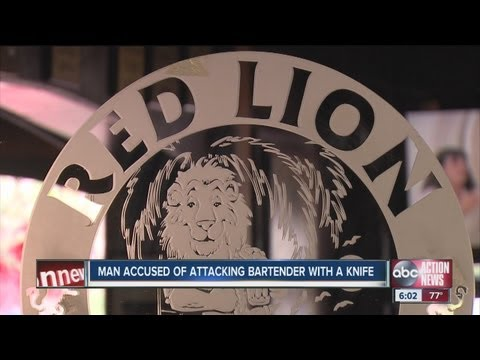 indian - Customers at the Red Lion Pub on Gulf Boulevard are rattled. Pinellas County deputies said it appears 50-year-old Jim Klingbeil went on a stabbing spree Sund...