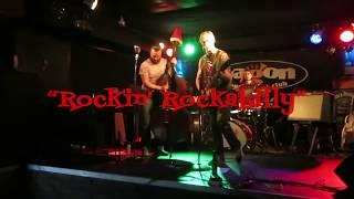 "Video ""Rockin' Rockabilly"" Live at Vagon, Prague, Dec 23, 2018"