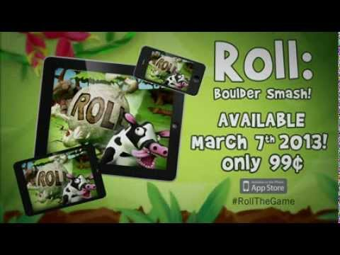 Video of Roll: Boulder Smash!