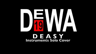 Deasy - Format Masa Depan - Dewa 19 - Instrumen Cover w/ Alesis dm10