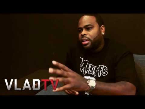 crooked - http://www.vladtv.com/ - Slaughterhouse rapper Crooked I opens up about his time at Death Row, and shared a story of Federal Agents busting into his house wh...