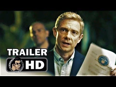 STARTUP Season 2 Official Trailer (HD) Martin Freeman, Ron Perlman Crackle Series