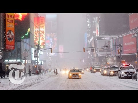 Download Snow Struggles in New York City | The New York Times HD Mp4 3GP Video and MP3