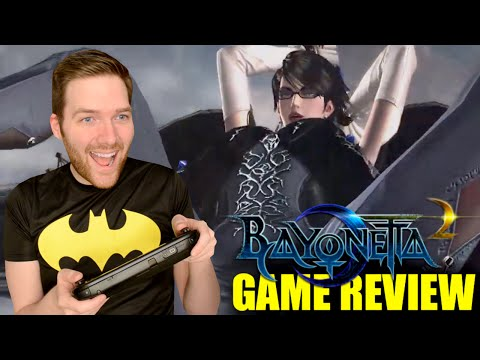 Bayonetta 2 – Game Review