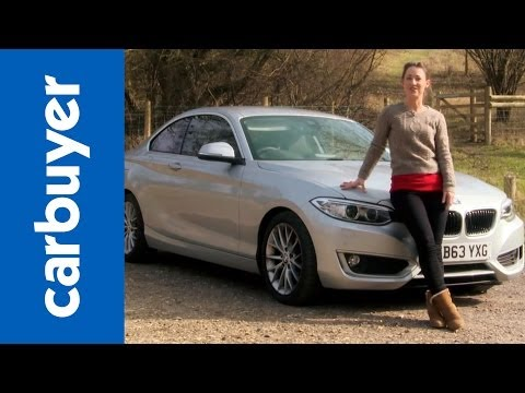BMW 2 Series coupe 2014 review – Carbuyer