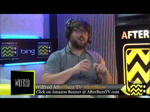 "Wilfred  After Show Season 2 Episode 9 "" Service ""