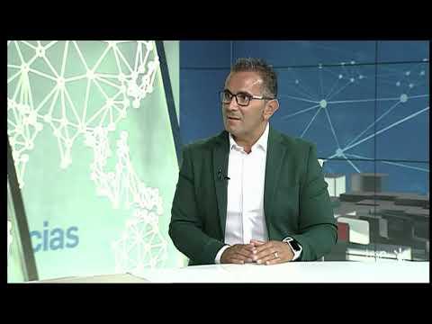 Salvador Gómez, Portavoz del Gobierno en La Diputación Provincial de Huelva