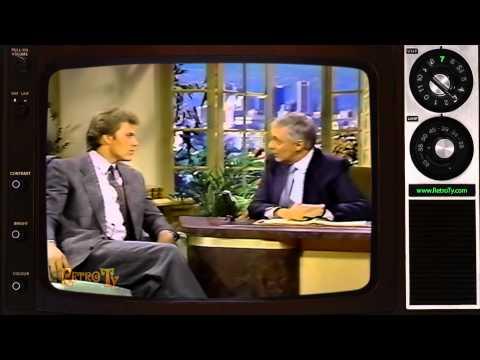1984 - Jon-Erik Hexum interview (December 17) Don Harron Show