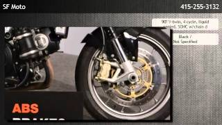 7. 2014 APRILIA Mana 850 GT ABS 2014 Model !!  - San Francisco