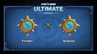 Kolento vs Firebat, game 1