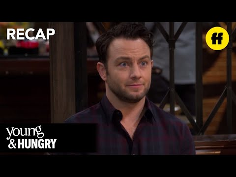 Young & Hungry | Season 5, Episode 17 Recap: Battle of the Boyfriends | Freeform
