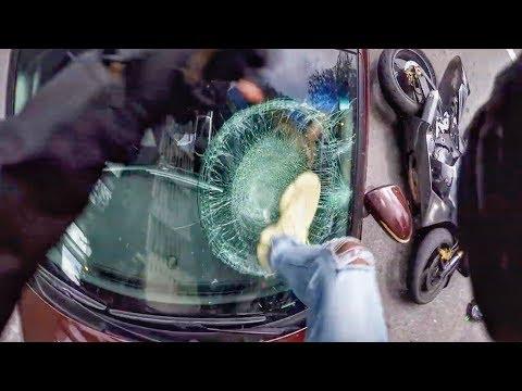 HECTIC ROAD BIKE CRASHES & MOTORCYCLE MISHAPS 2019