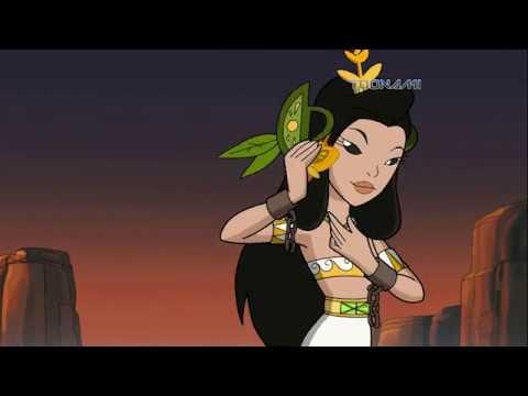 Xiaolin Chronicles #10 Princess Kaila Of Thousand Layer Mountain