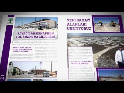 Şehitkamil Belediyesi  18. Faaliyet Dergisini incelediniz mi..