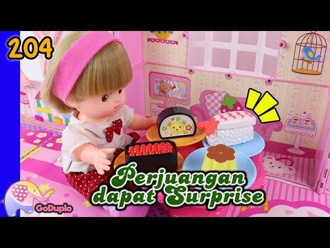 Mainan Boneka Eps 204 Perjuangan mendapatkan Surprise - GoDuplo TV