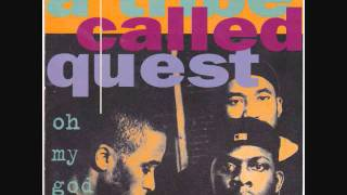 One, Two, S**t A Tribe Called Quest