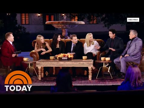 'Friends' Reunion Is Finally Released