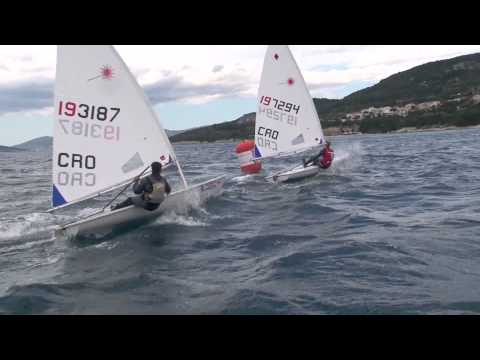Split Olympic sailing week 2014, Day 3