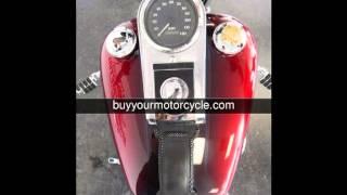 7. 1996 HARLEY DAVIDSON DYNA WIDE GLIDE  Used Motorcycles - Arlington,Texas - 2013-11-10