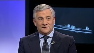 Antonio Tajani on SMEs, strategy and the new economy