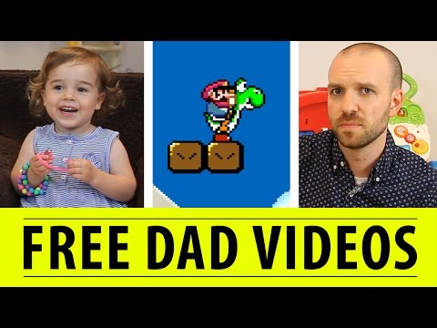 Toddler Reviews Super Mario World