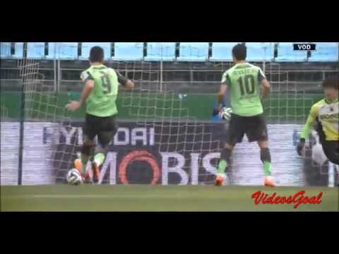 Futbol Tarihine Geçen Penaltı Atışı!