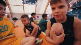 Детский баскетбольный лагерь 2017