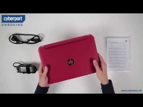 HP Pavilion 11 x360 Notebook Unboxing I Cyberport
