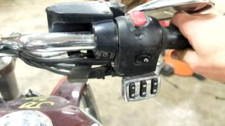 6. 2010 Polaris victory Cross Country 106 used motorcycle parts for sale