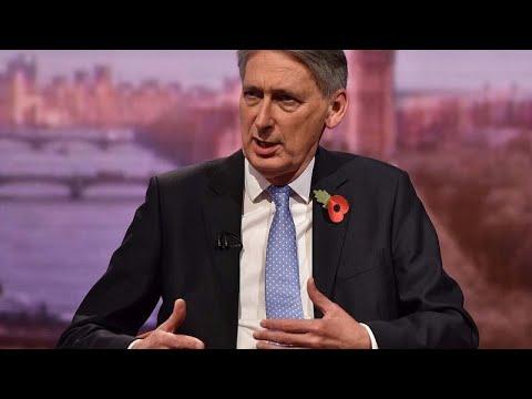 Βρετανία: Παρουσιάζεται ο τελευταίος προϋπολογισμός πριν το Brexit…