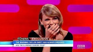 Video The Illuminati's Warning To Taylor Swift - Delicate DECODED MP3, 3GP, MP4, WEBM, AVI, FLV April 2018
