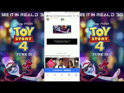 Download Toy Story 4 in Hindi MP4 HD with 100 percent proof