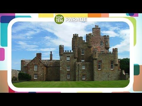 i 10 castelli più infestati al mondo