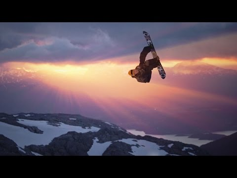 Rome Snowboards Presents : Find Snowboarding : NORWAY