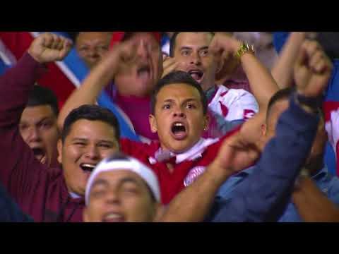 Сантос де Гуапилес - Чоррильо 1:0. Видеообзор матча 23.08.2017. Видео голов и опасных моментов игры