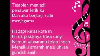 The Rain - Penawar Letih (Lirik)