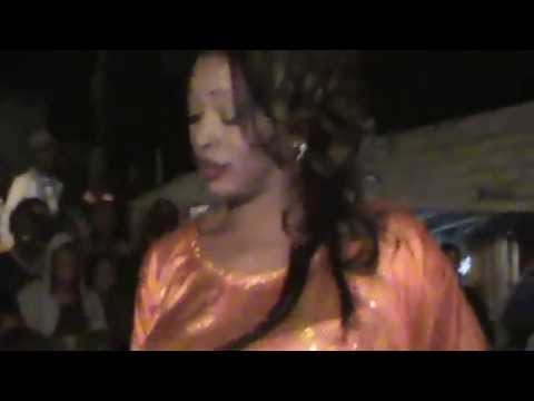 Video Oumou Sow lors de l'anniversaire du groupe