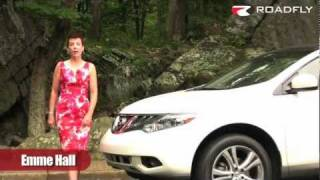 Roadfly.com - 2011 Nissan Murano CrossCabriolet Test Drive&Car Review