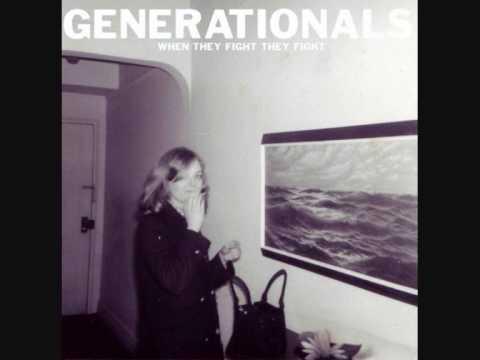 Tekst piosenki Generationals - When They Fight, They Fight po polsku